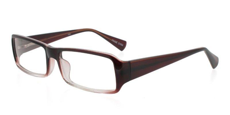 1150ceb971b Jarrah Brown Crystal Prescription Eyeglasses From  58