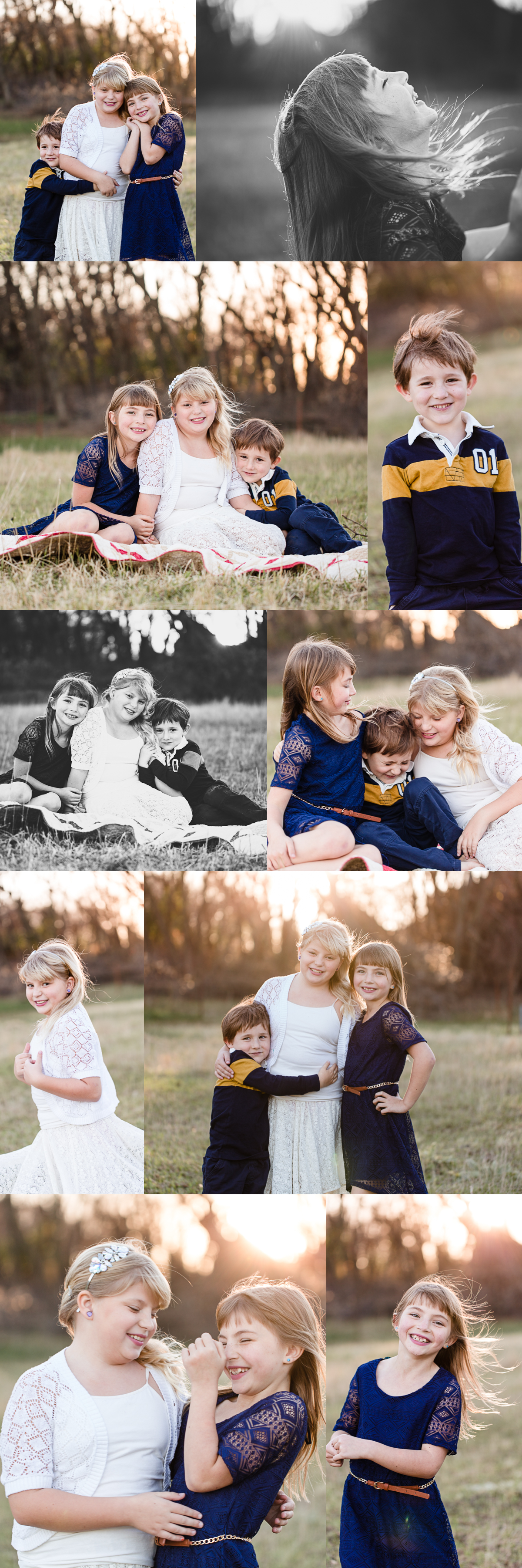 Sibling Session | Erin Blair Photography | Minneapolis Area Photographer