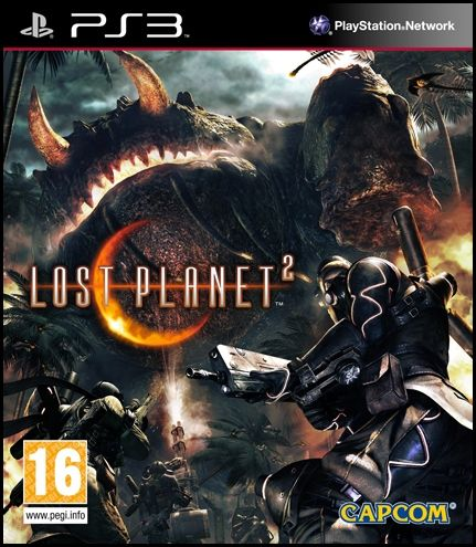 Lost Planet 2 Xbox 360 Games Xbox 360 Planets