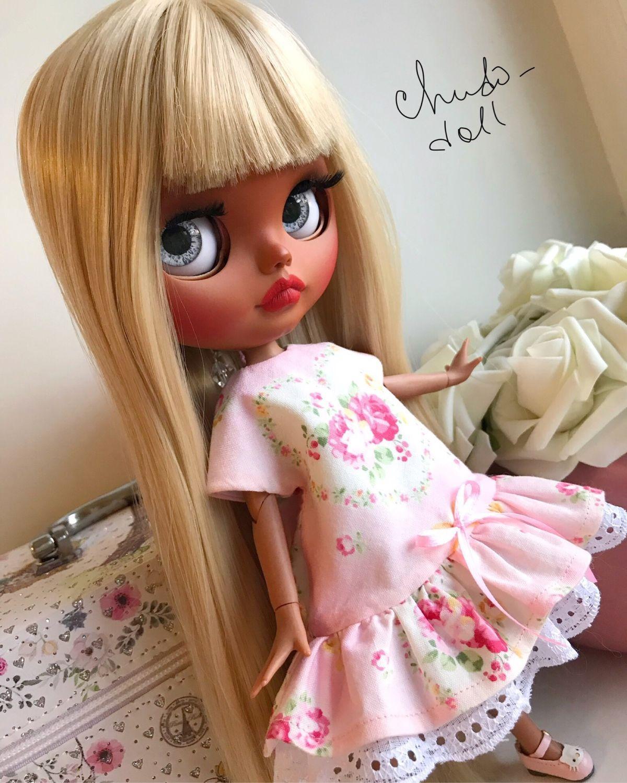 Кукла блайз Алиса Кастом ООАК Blythe custom ooak doll ...
