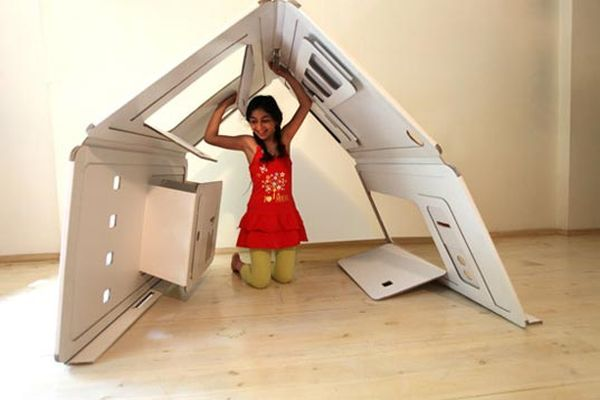 High Quality How To Use Cardboard To Create Amazing Furniture Ideas