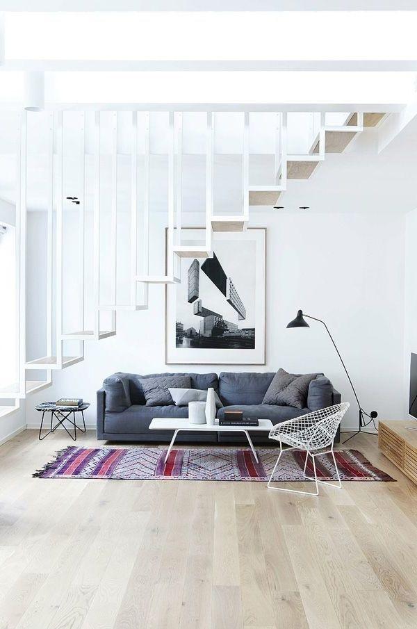 innentreppen notwendigkeit und schmuck f rs interieur treppen pinterest treppe. Black Bedroom Furniture Sets. Home Design Ideas