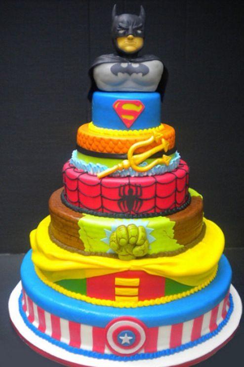 Kiddo bday cake ideas