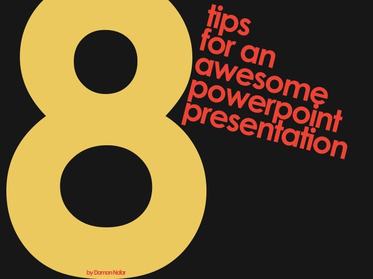 make your own power point