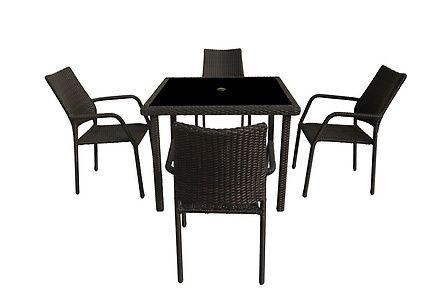 Fesselnd Homebase Bistro Tisch Und Stühle