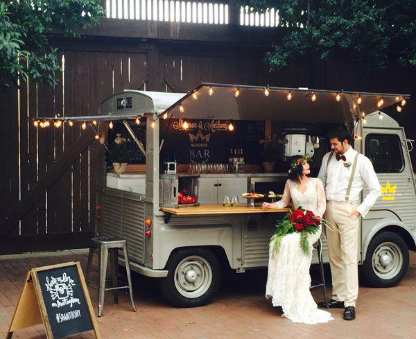 Food Truck Em Mini Wedding