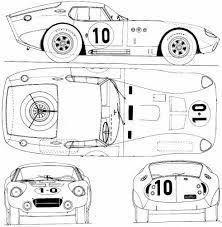 427 modlisation chassis en 3D SolidWorks car designs