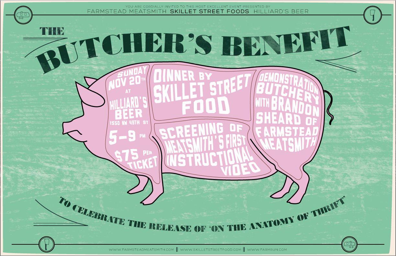 Butchering butchery education farmstead