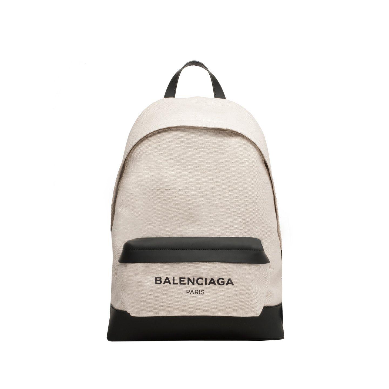 Balenciaga Sac à Dos Navy | Beige / Black | Sac Navy pour Homme