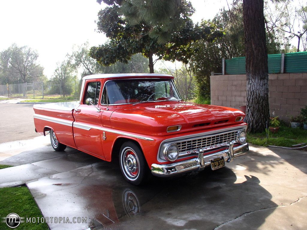 1963 Chevrolet C10 With Images Classic Pickup Trucks Pickup