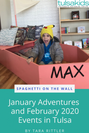 January Adventures and Looking Forward to February