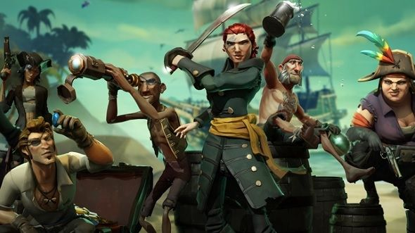 Sea of Thieves is one of the most exciting searches of all