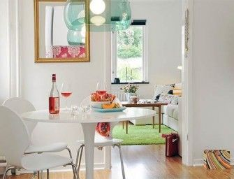 Inrichten Klein Appartement : Klein appartement inrichten woonkamer pinterest