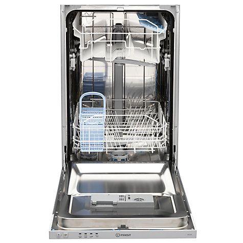 Indesit Dis04 Integrated Slimline Dishwasher Slimline Dishwasher