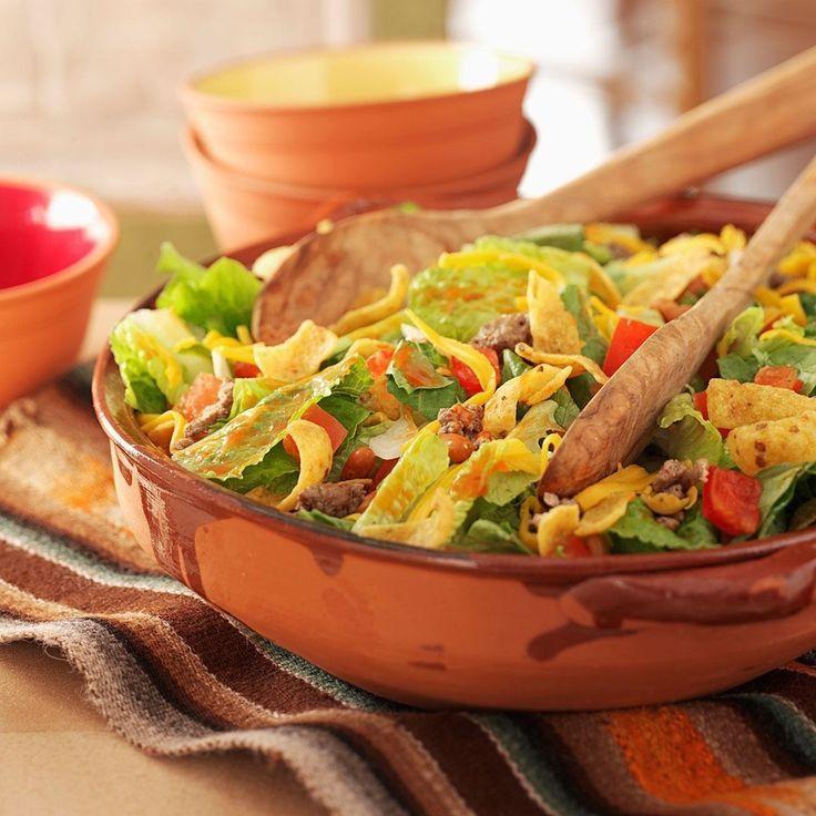 Catalina Taco Salad #tacosalad