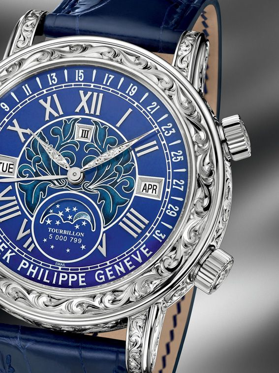 Patek philippe sky moon tourbillon timepieces omega seamaster patek philippe art watch for Patek philippe tourbillon
