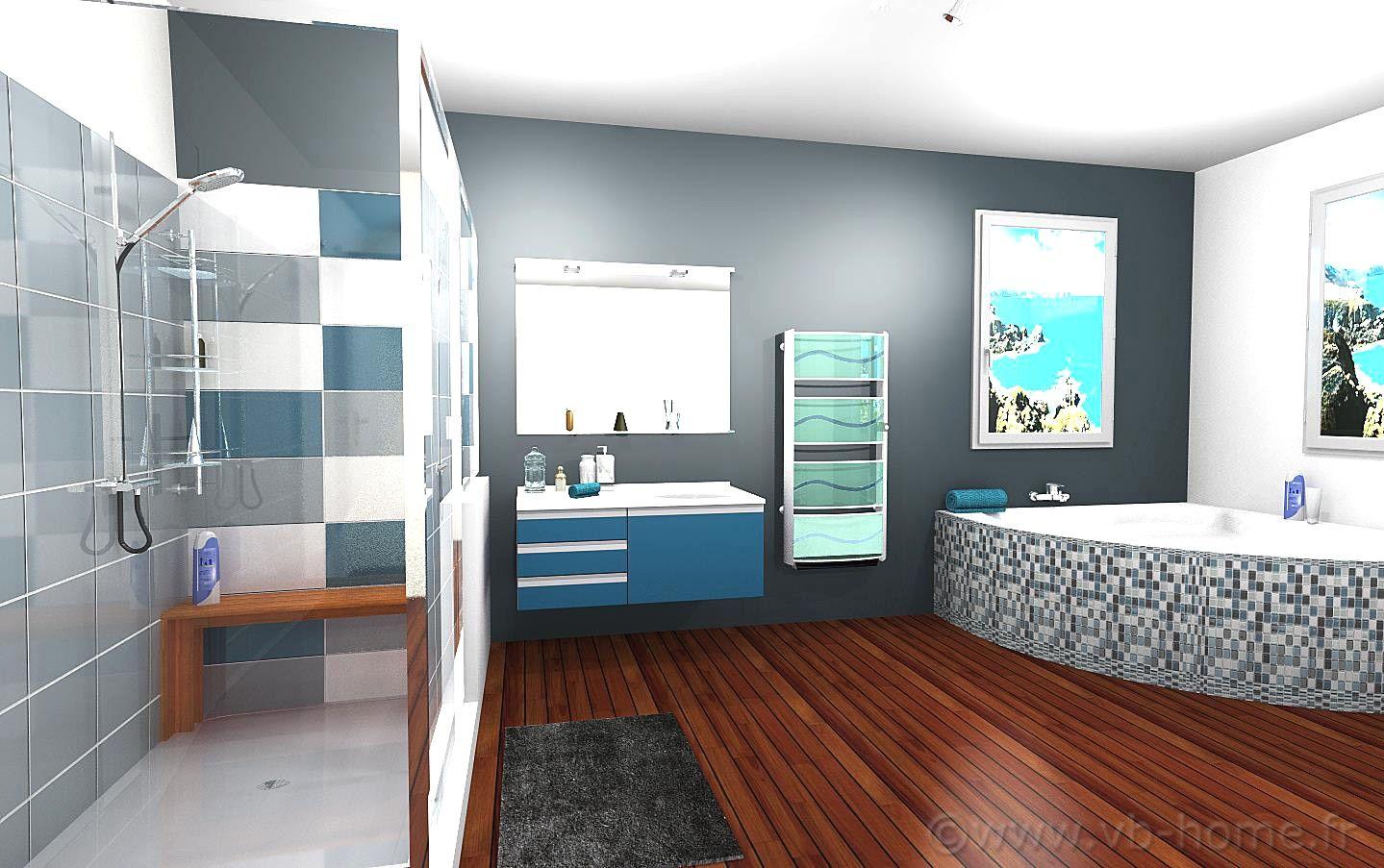 Emejing Salle De Bains Deco Mer Beige Bleu Ideas Amazing House Avec Vbhome Sdb 8 Et Salle De Bain Bord De Mer Salle De Bain Bord De Mer Mobilier De Salon Deco