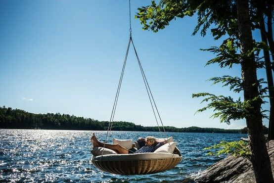 SWINGREST by DEDON German company, and some stores in USA ...