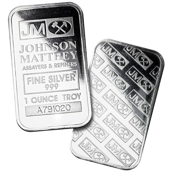 Johnson Matthey Silver Bars For Sale Money Metals Exchange Silver Bars Gold Bullion Bars Silver Bullion