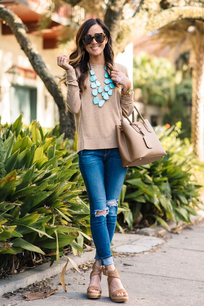 Turquoise A Spring Staple Alyson Haley Turquoise Clothes Turquoise Jewelry Outfit Fashion