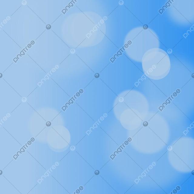 Blue Square Bokeh Blur Light Effect Blurred Lights Blue Square Bokeh