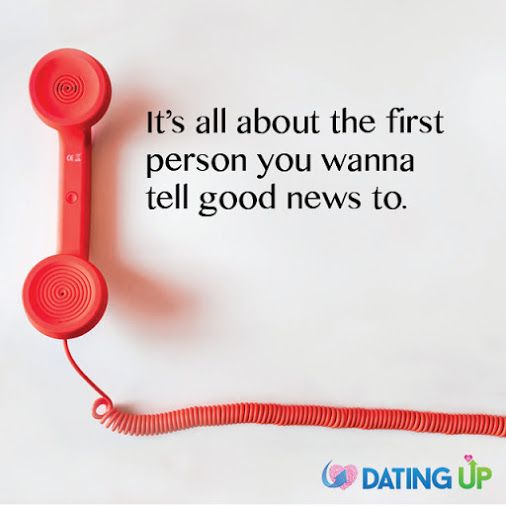 online dating telephone call