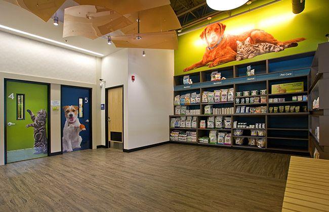 krs king retail solutions portfolio banfield pet hospitals clinique v to pinterest. Black Bedroom Furniture Sets. Home Design Ideas