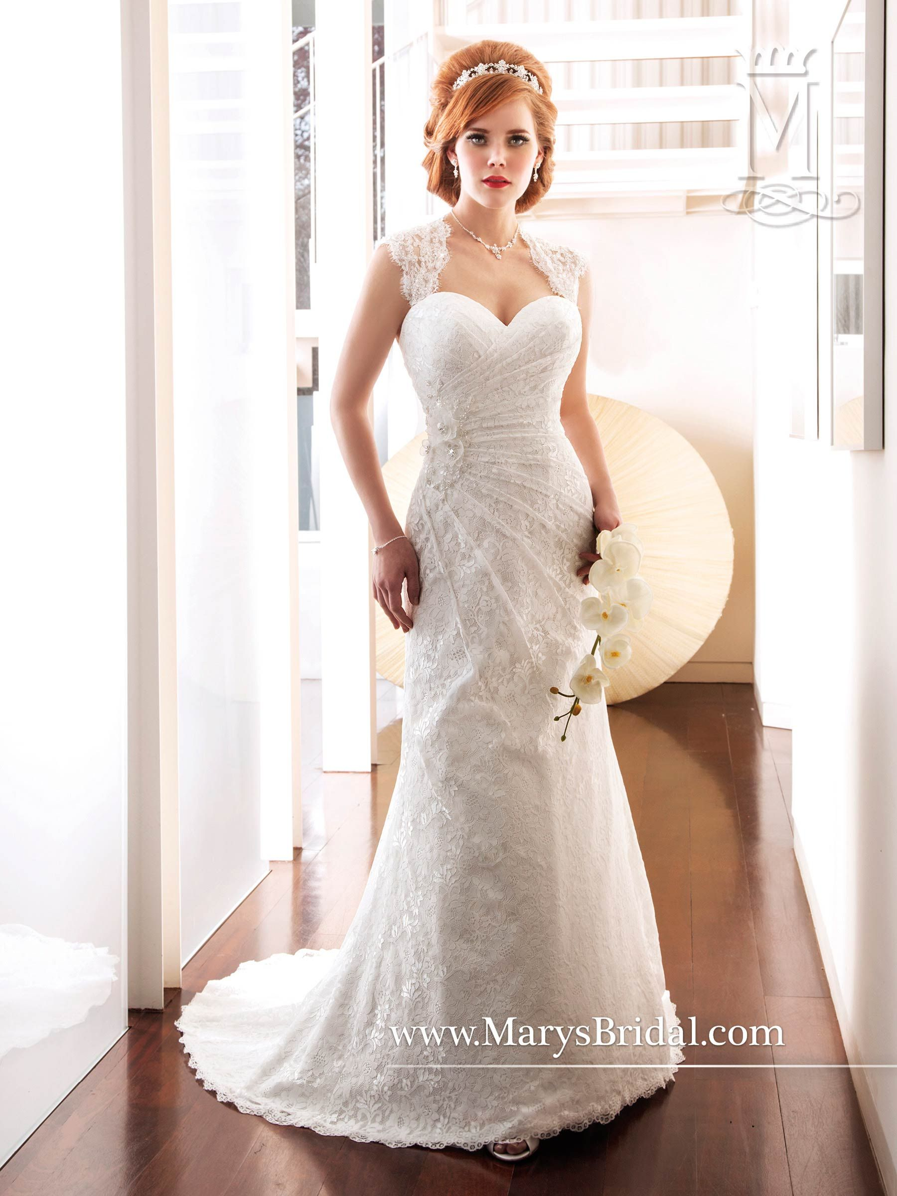 Mary\'s style ID 6250 | Mary\'s Bridal | Pinterest | Bridal gowns ...