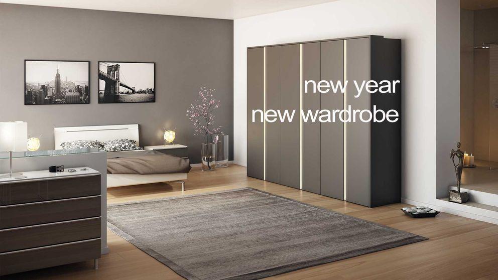 NEW WARDROBE: Hülsta   Die Möbelmarke