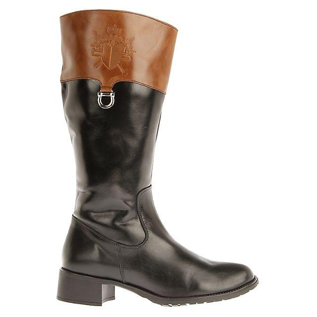 Basement Bota Negra 5864 | Shoes & more shoes | Zapatos y Moda