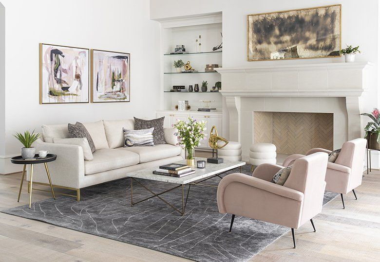 Shades Of Pale Living Room Shades Contemporary Decor Living