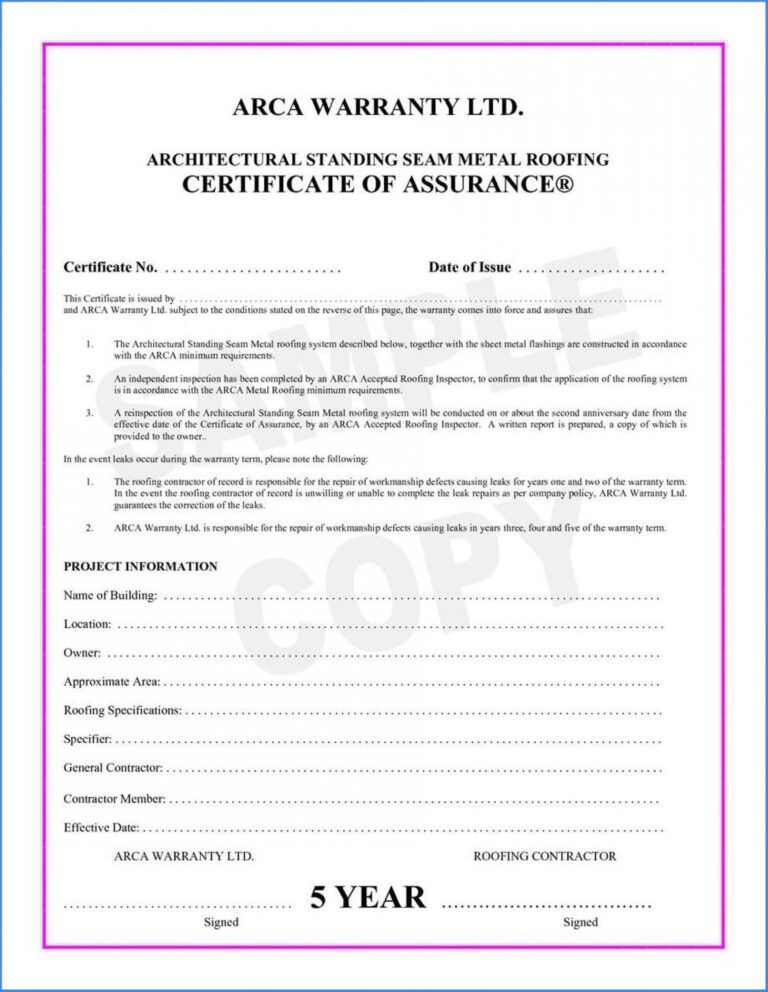 038 Template Ideas Certificate Of Final Completion Form For Regarding Const In 2020 Certificate Of Completion Template Certificate Of Completion Professional Templates
