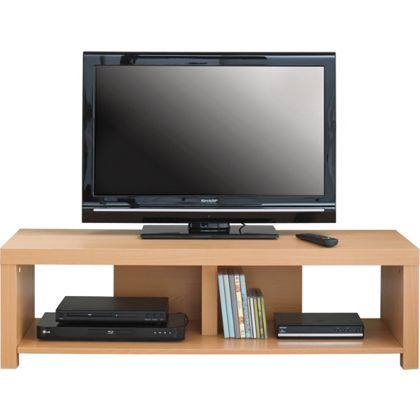 Osca Plasma Tv Entertainment Bench Beech Effect At Homebase Be Inspired And Make Your House A Home Now