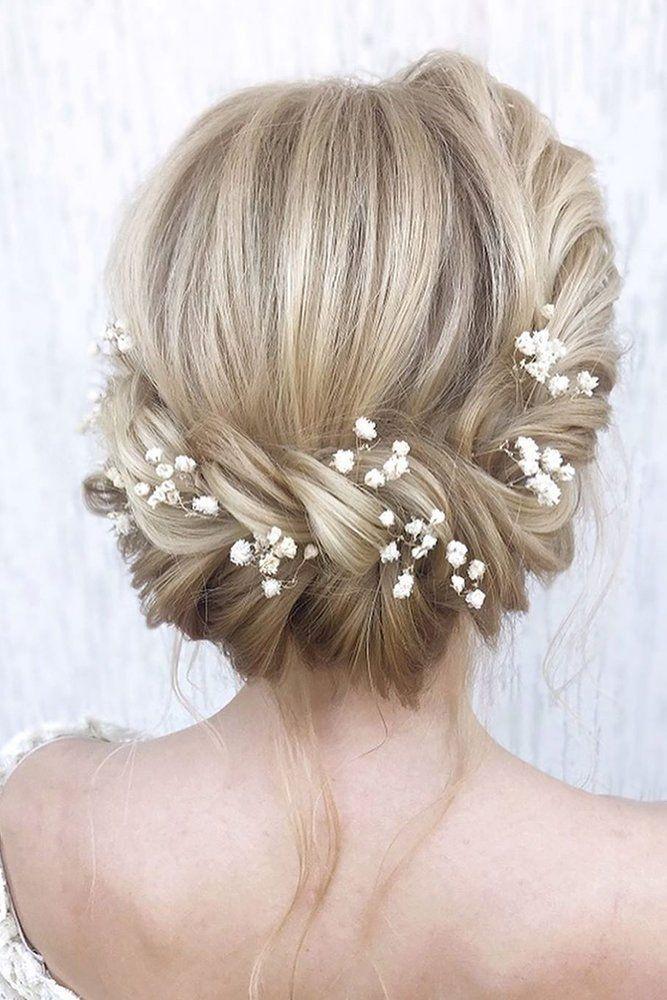 30 Best Ideas Of Wedding Hairstyles For Thin Hair | Wedding Forward