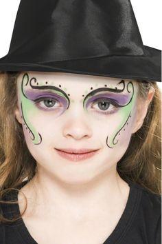 Awesome Kids Halloween Witch Makeup Ideas - harrop.us - harrop.us