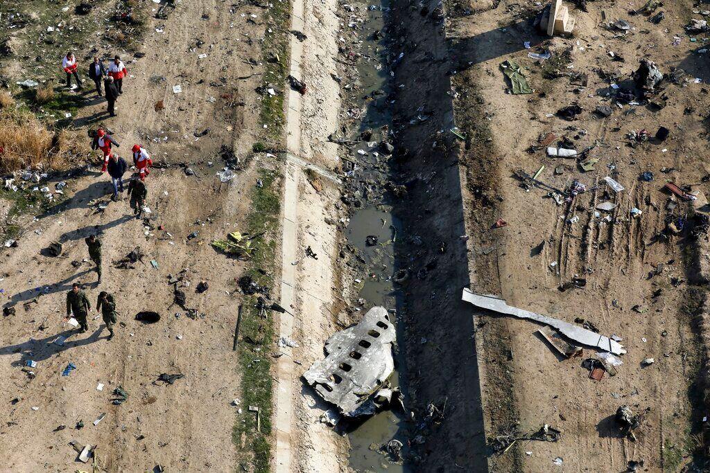 Iran sends blackbox of Ukrainian plane shot out of sky to
