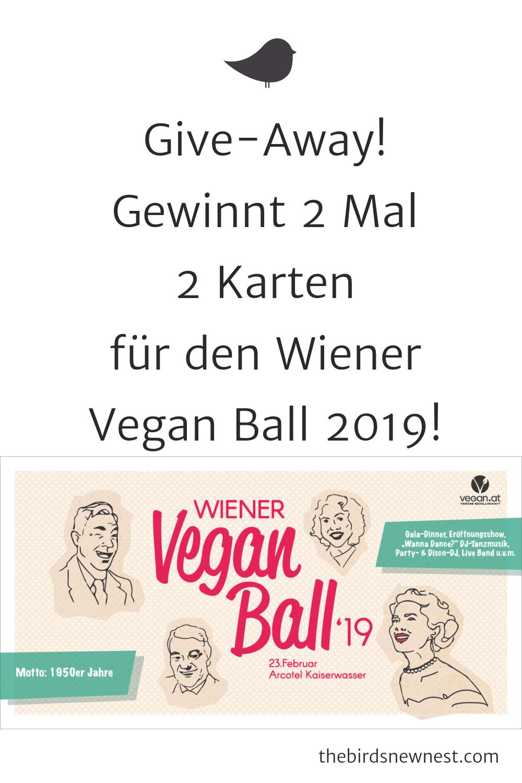 Am 23 februar 2019 ist es wieder soweit und der wiener vegan ball 2019