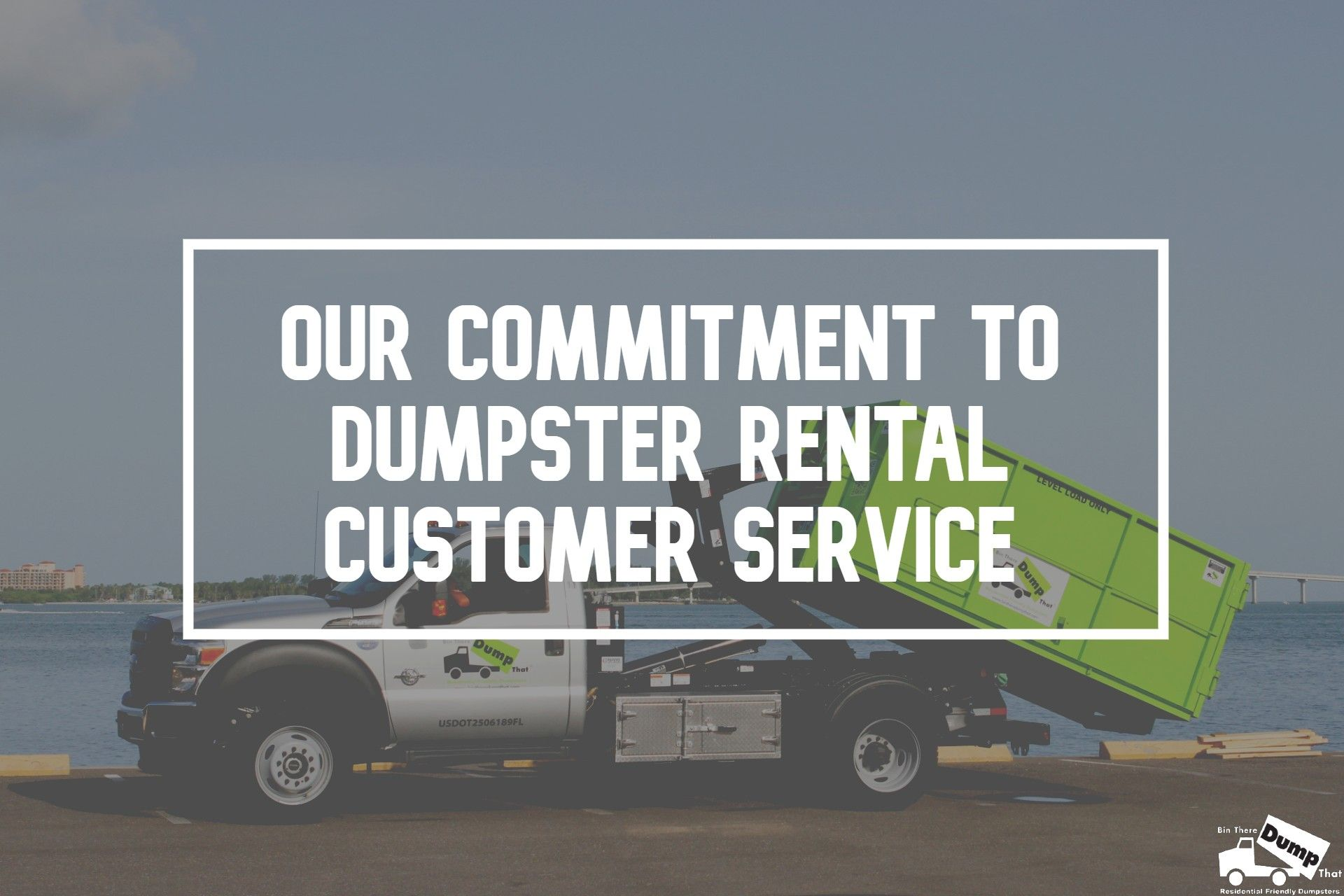 Customer Service Tips In 2020 Dumpster Rental Dumpster Rental