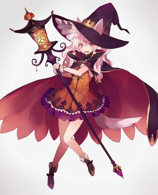 しゅがお on Anime witch, Character art, Anime halloween