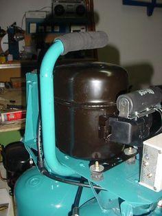Free Silent Compressor How To Wip Wetcanvas Compressor Caseiro
