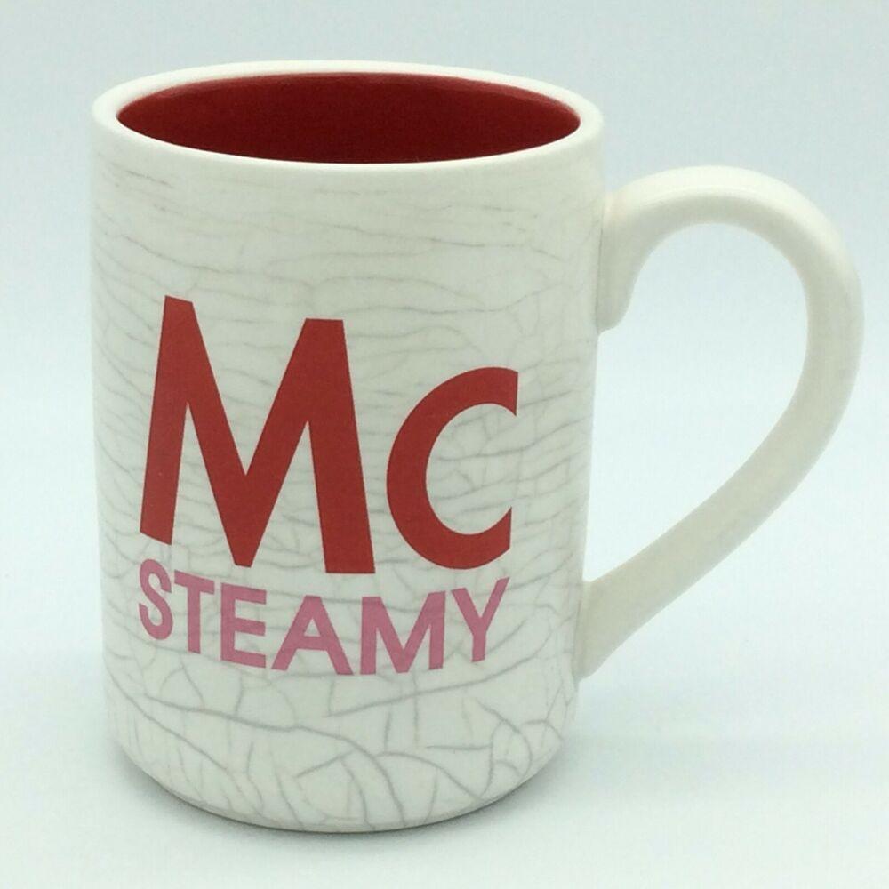 2007 Coffee Dr Oversize Mug Anatomy Mark Mcsteamy Large Sloan Greys IWDE29H