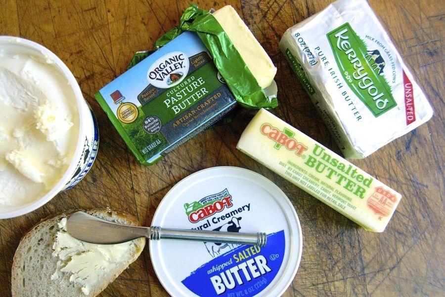 Butter for Baking