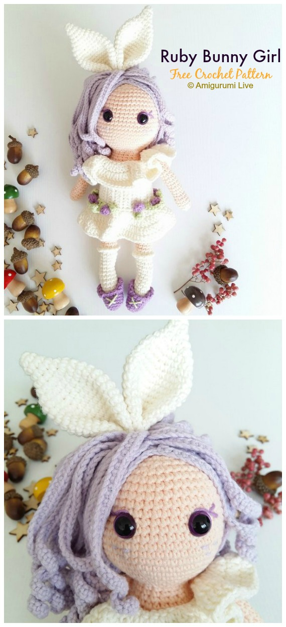 Crochet Doll Toys Free Patterns