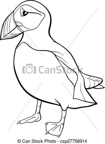 puffin coloring pages puffin coloring page kids coloring pages