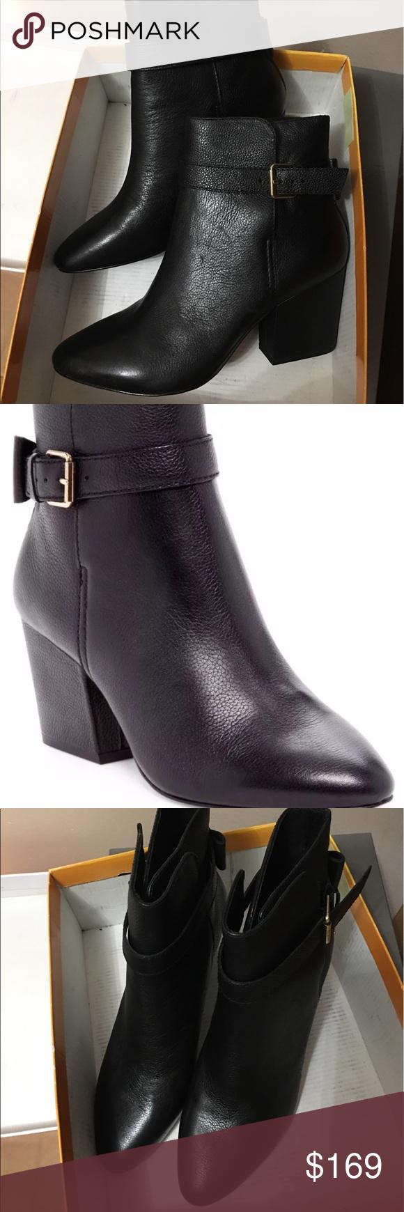 c6e779a8cfca Kate Spade Brandi booties size 9 black Kate Spade New York Brandi Bootie  Black pebbled leather