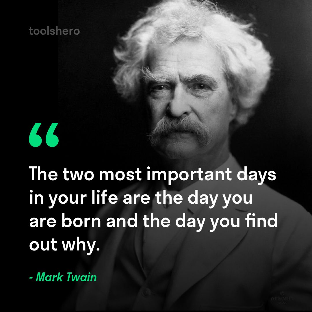 I M Still Waiting The Two Most Important Days In Your Life Are The Day You Are Born And The Day Yo Mark Twain Quotes Democracy Quotes Quotes By Famous People