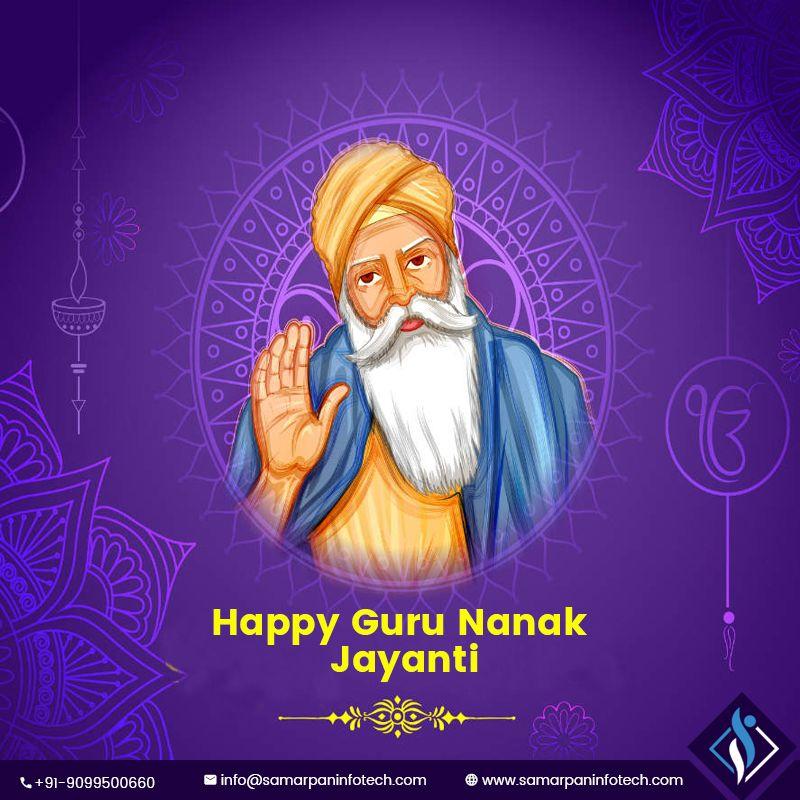 Happy 550th guru nanak jayanti to all gurunanak550