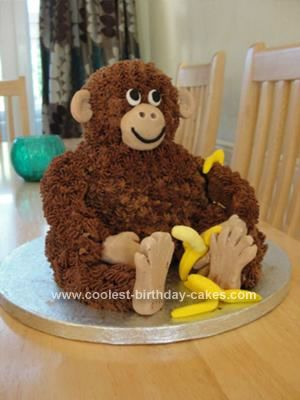 I D Be Lying If Said It Was A Piece Of Cake But S Definitely About Having Fun Collection Cakes Monkey And Birthdays