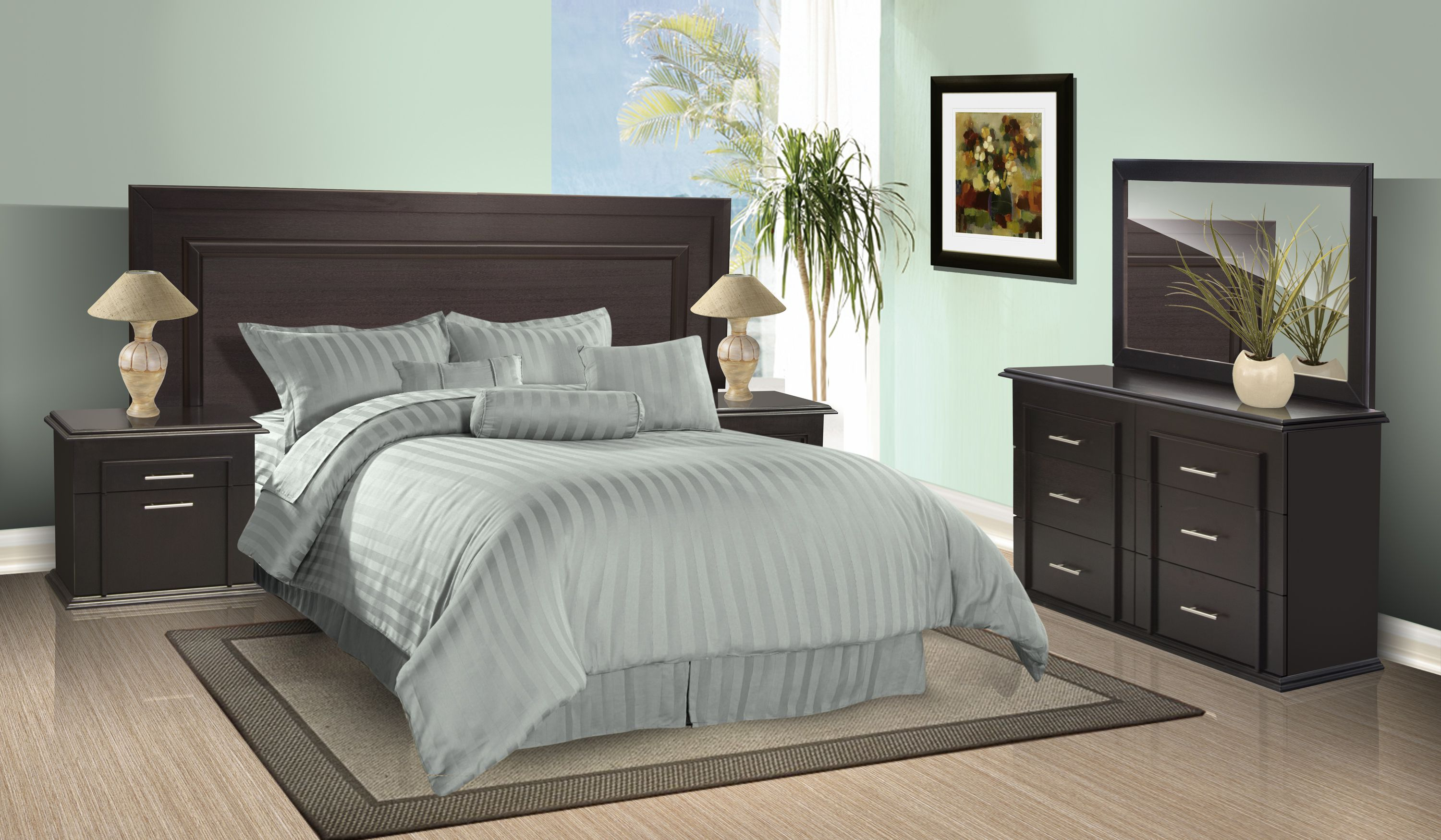 Lillian Russell Bedroom Suite Value Intercasherfo Online Auction For Cherry 5 Piece Bedroom Set Bedroom Set Bedroom Sets