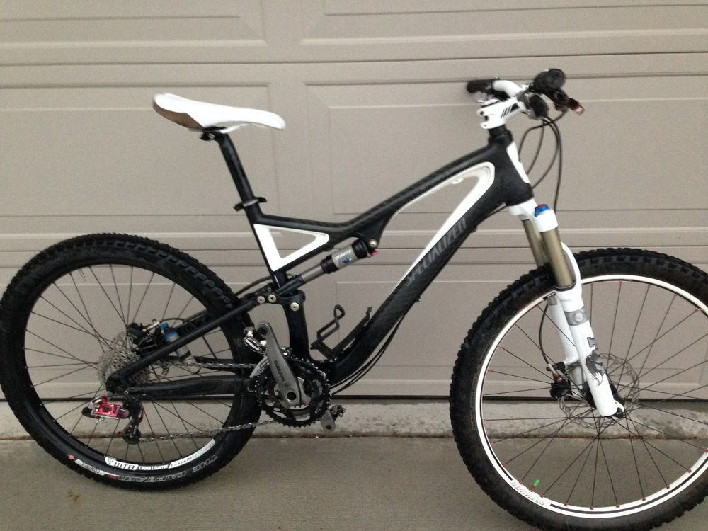 0b82442ee84 2010 Specialized Stumpjumper FSR Expert Carbon | Mountain Biking ...